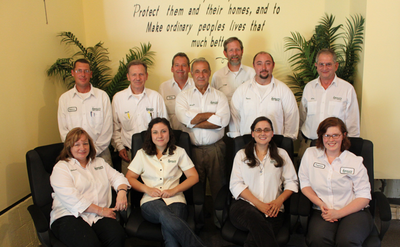 The Team at Absolute Pest Control