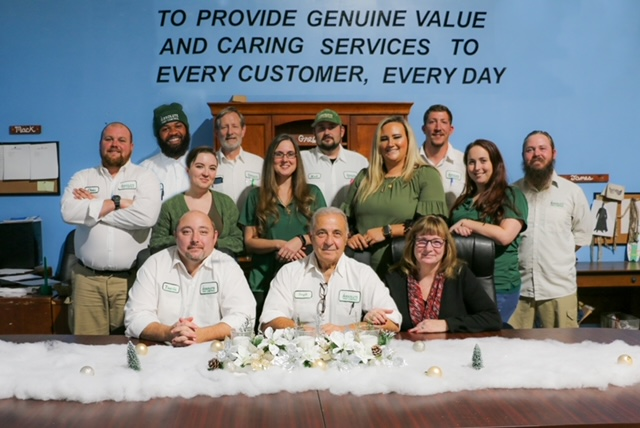 Absolute Pest Control Group Photo 2020