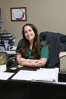 Admin Assistant Krystal